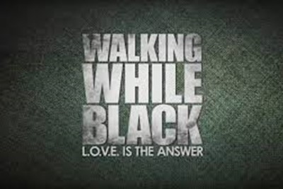 Community Showing of the Film Walking While Black